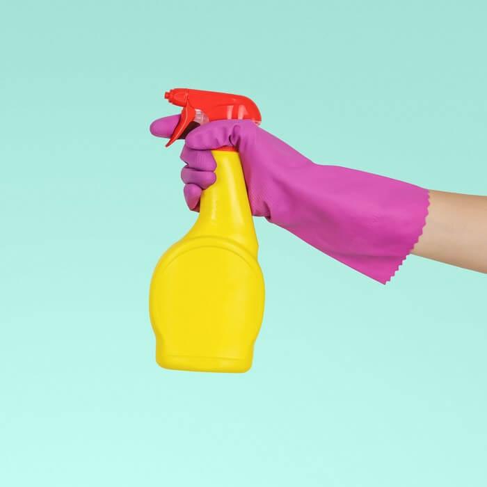 Productos de limpieza con certificado ecológico