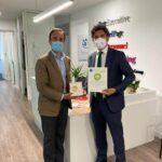 Michael Page incorpora el Ecolabel europeo en la limpieza de sus oficinas de Bilbao